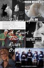 Throne of Glass and ACoTaR one shots (Requests are open) by LadyMoonbeam05