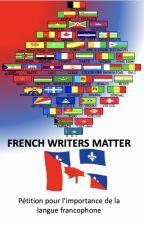 #FrenchWritersMatter par madytoppnorth