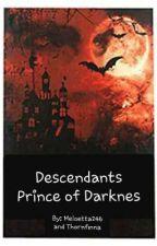 Descendants Prince of Darkness by Meloetta246