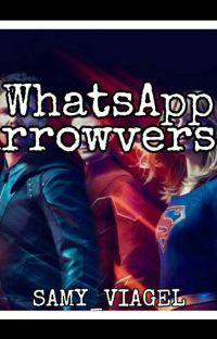 WhatsApp Arrowverse cover