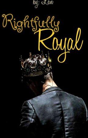 Rightfully Royal  by DreamLan_