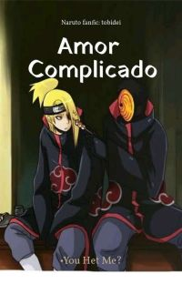 Amor Complicado cover