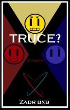 Truce? ( Dib X Zim ) [ Invader Zim ] ( bxb ) by TheShippinati