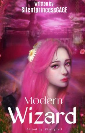Modern Wizard by silentprincessCAGE