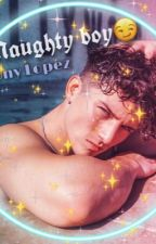 Naughty boy😏~Tony Lopez by wwwSTORIEScom