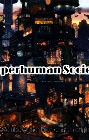 Superhuman Society by SaptashwaDasgupta