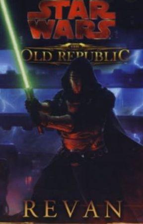 Star Wars old repbublic:Revan küldetèse by DavidViranyi