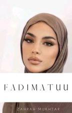 FADIMATUU  by zahrah_mukhtar