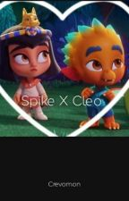 Spike X Cleo (Unfinished) by Crevomon2