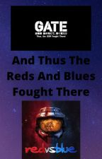 And Thus The Reds And Blues Fought There by White_Tiger_1987