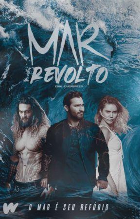 Mar Revolto by erik-overgreen