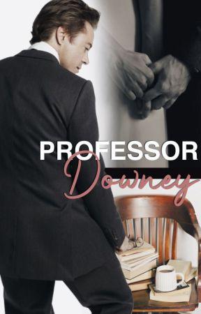 Professor Downey (RDJ Fanfic) by omgstarks
