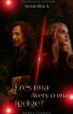 ¿ Eres una Avery o una Lodge? (Sirius Black y tu) de Weasley_Queen07