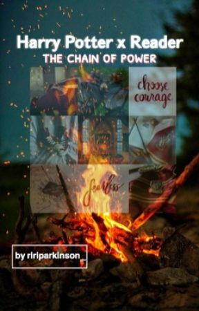 Harry Po̸tter x Reader | Chain Of Power by ririparkinson_