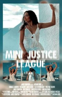 Mini Justice League - NU cover
