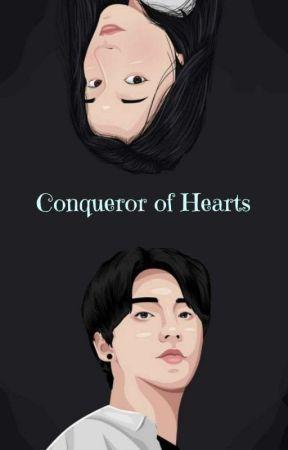 Conqueror Of Hearts by sofiaalviana