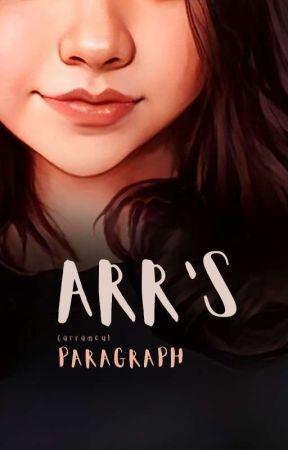 Ar's Paragraph by carrameal