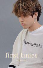 first times | minsung ✓ by felix_sunshine_