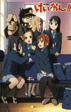 (On Hold) K-on Harem x male reader  by Pevusbass