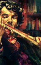 Sherlock's wife by MelissaCrouchJR
