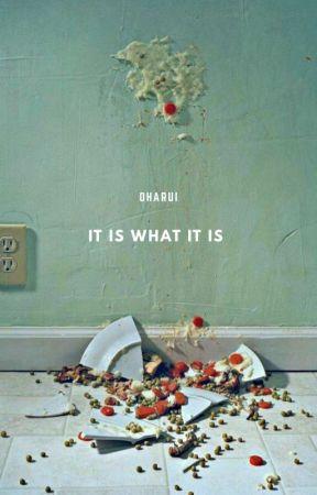 It is what it is  by Oharui