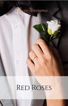 Red Roses by Nmesomah