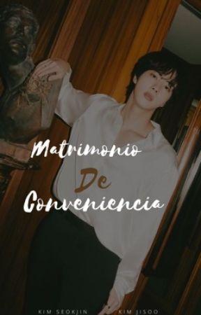 Matrimonio De Conveniencia || JinSoo ✓ by GarciaMalfoy