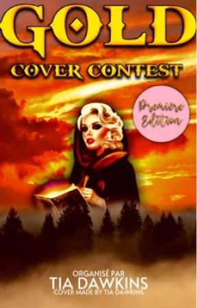 GOLD • Cover Contest [CLOSED] by Mandarine_Feather