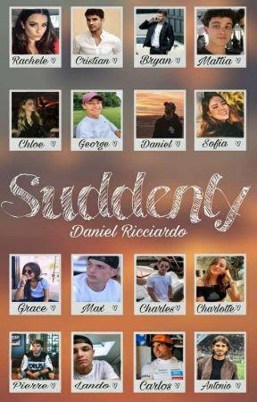 Suddenly ⇝ Daniel Ricciardo  by susie_94_