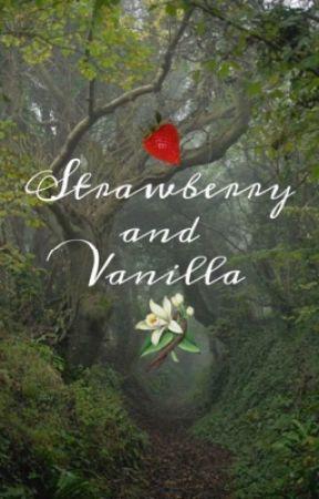 Strawberry and Vanilla (Cedric Diggory AU) by peachesandthings