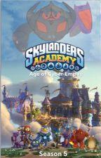 Skylanders Academy Season 5 Age of Cyber-Empire by Arkogon