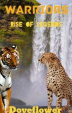Warriors:  A Lost Legend:  Rise of Legends by DoveflowerofMistClan