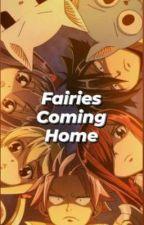 Fairies Coming Home by MuhammadAfiqArman