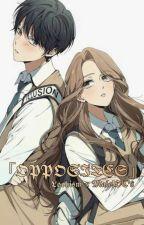 Opposites (Lookism x Male!OC's) by YamiKuroKai