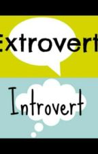 Introverted Extrovert by iamyashiaggarwal