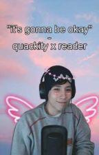 """it's gonna be okay"" - quackity x reader  by quackxhabibi"