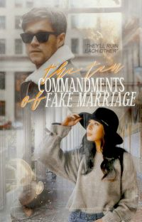 The Ten Commandments of Fake Marriage cover