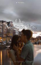 Our Assigned Fate: a Ninjago Jaya AU ✔️ by Nya_ninjago_fangirl
