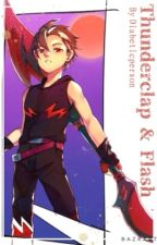 Thunderclap and Flash (a kimetsu no yaiba x Boboiboy crossover) by diabeticperson
