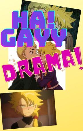 Drama! by --WyvronHotBlader--