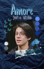 Amore||Jake Shim by kkyukyuu