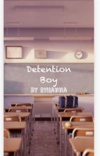 Detention boy cover