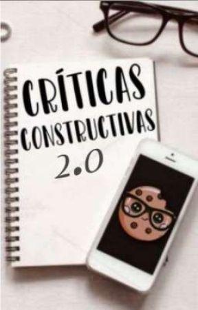 Críticas Constructivas 2.0 by Cookies_Editorial