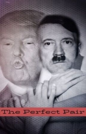 The Perfect Pair: HitlerxTrump by grumpycheese