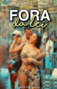 FORA DA LEI [FINALIZADA] cover