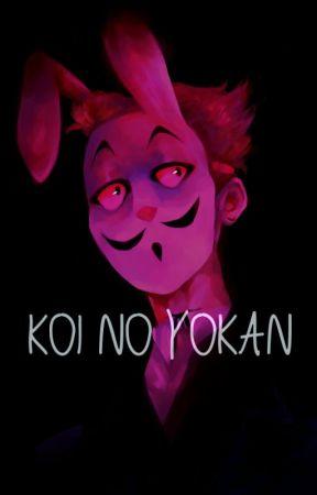 KOI NO YOKAN  - frank x reader by kindnesse