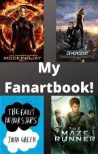 My Fanartbook by JohannaMason120