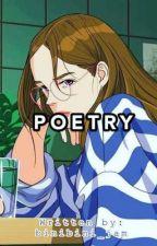 POETRY  by binibini_jam