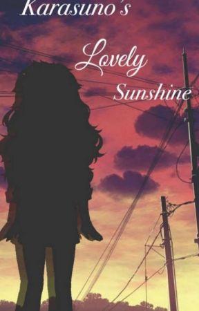 All x Fem!Hinata {Karasuno's Lovely Sunshine} by Pyr0nath1c_