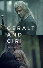 Geralt and Ciri one shots by iliveforbooks713